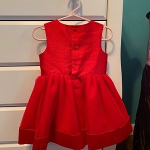 NWT, 18 months dressy red dress!